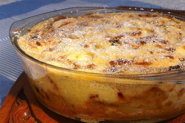 Jablkový koláč Džaldí-džaldí