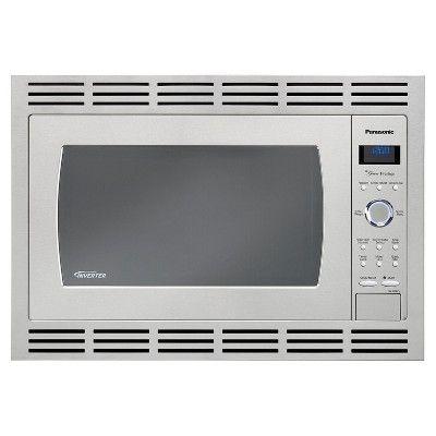 Panasonic 30 Trim Kit for 2.2 cuft Panasonic Stainless Microwave, Silver