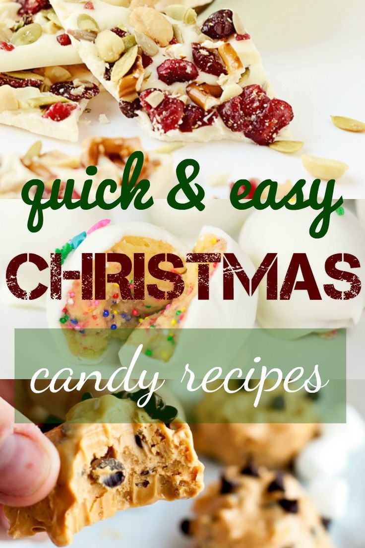 328403 best creative pinners images on pinterest rock for Traditional christmas candy recipes