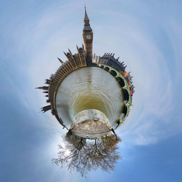how to make stereographic images