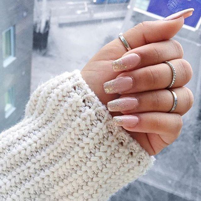 Stunning neutral look using SensatioNail color 'Vanilla Chai'