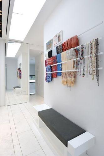 Organized scarfs