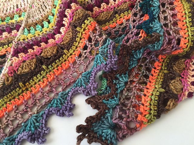 Crochet Pattern Lost In Time : 1000+ images about Crochet: Shawls on Pinterest Shawl ...