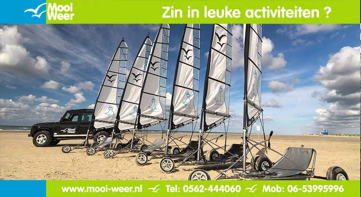 MooiWeer zomer activiteiten programma op Terschelling 2014