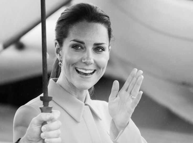 The Duchess of Cambridge. Copyright Ricky Wilson