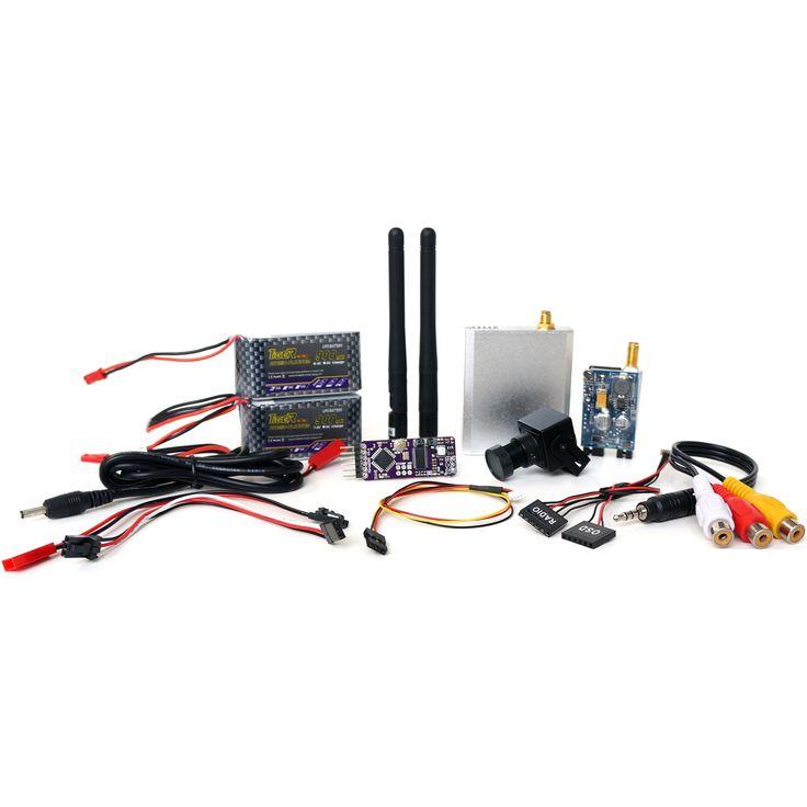 3D Robotics Video/OSD System Kit First Person View Kit
