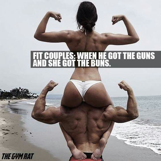 Behold, my future!! #fitness_couples_beach