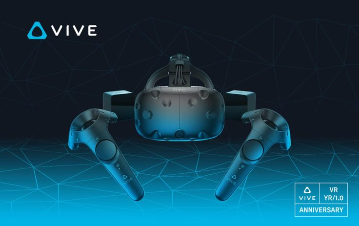 HTC Vive Video One Year in VR Takes a Developers Perspective
