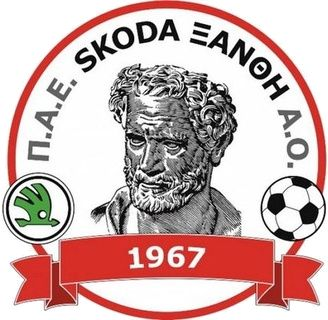 Skoda Xanthi FC, Superleague Greece, Xanthi, Greece