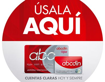 """Check out new work on my @Behance portfolio: """"Comercios Asociados Tarjeta ABC - ABCDIN"""" http://on.be.net/1ICdKnp"""