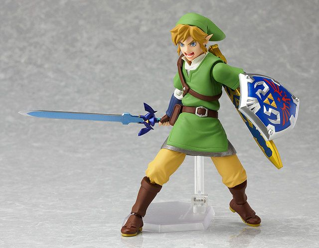 Legend of Zelda: Skyward Sword Link Action Figure