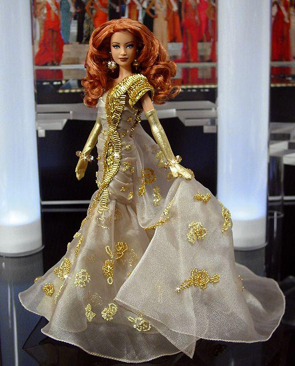 431 best Barbie gowns images on Pinterest | Barbie clothes, Barbie ...