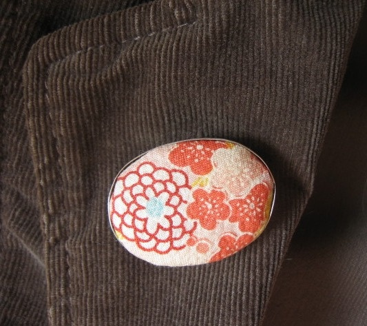 The Japan Collection, Fleurs Brooch