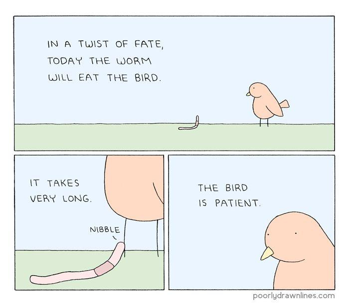 Slow Revenge of Worm
