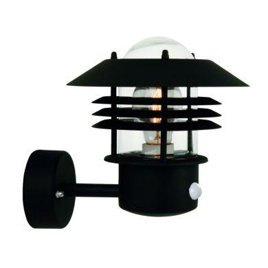 Traditional styled porch light with sensor #security #sensorlight #garden