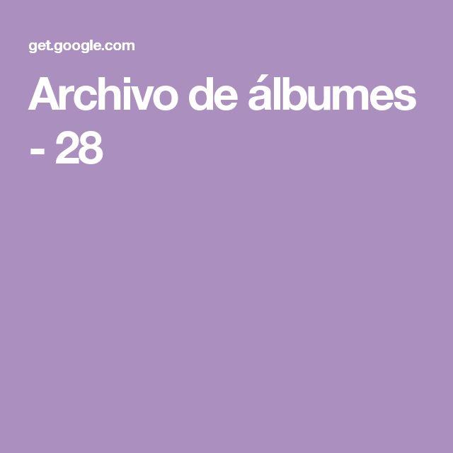 Archivo de álbumes - 28