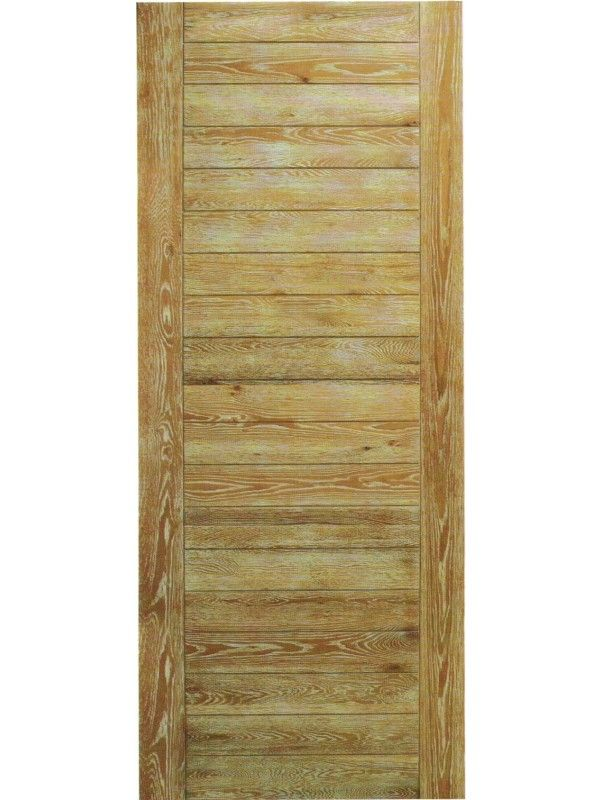 Interior Single Door Prefinished White Washed Interior White Oak Barn Doors- by AAW