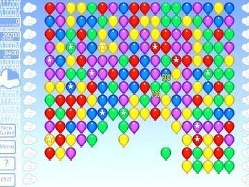 Moja ulubiona gra numer II to jak widzicie sami po zdjęciu Balony. Kocham po prostu tą grę <3 Szczególnie podoba mi się jak zestrzeliwuje się balony.Lin do gry http://gry-dlachlopcow.pl/gry-balony/