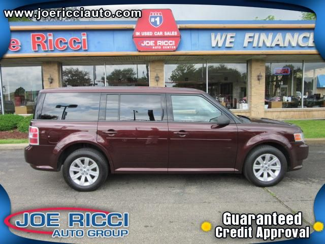 2010 FORD FLEX Detroit, MI | Used Cars Loan By Phone: 313-214-2761