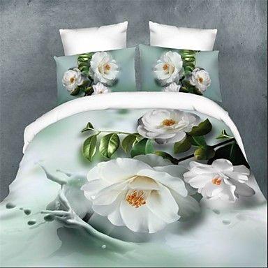 Dekbedovertrek Sets - Polyester - Full-size (200 x 230cm) – EUR € 35.99