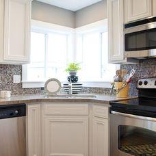 55 best corner kitchen windows images on pinterest kitchen windows corner sink and kitchen - Corner Kitchen Sink