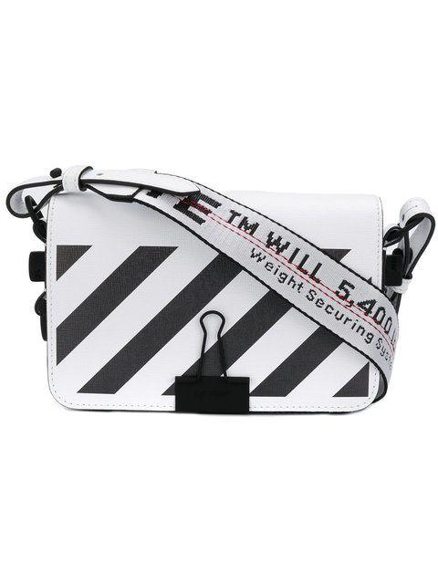 6bf6ea7b Off-White C/O Virgil Abloh cross body bag | Fashion idea in 2019 ...