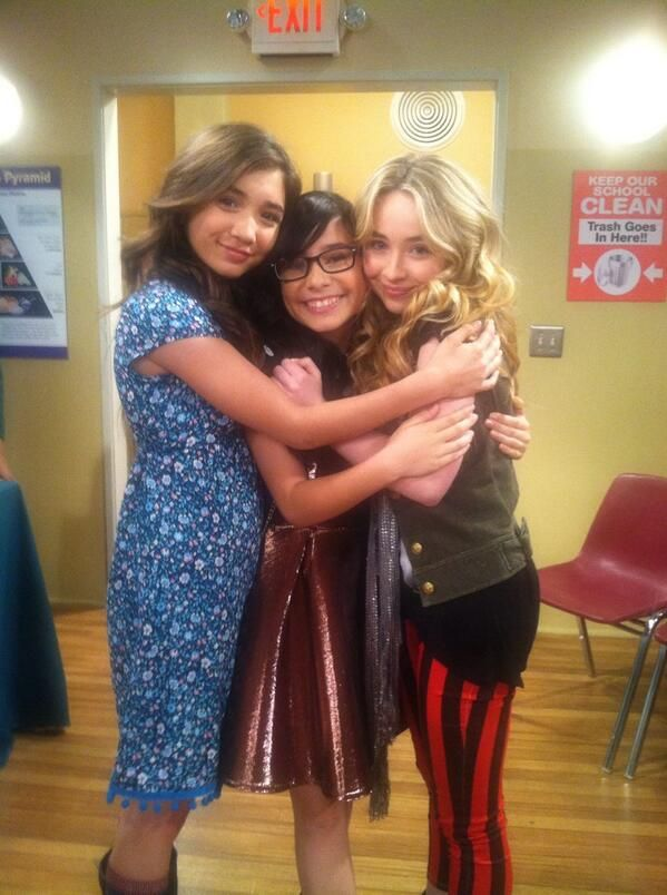 girl meets world sabrina carpenter interview The good thing is that we get to see a little bit more of the real rowan blanchard and sabrina carpenter as sabrina carpenter in girl meets world interview.