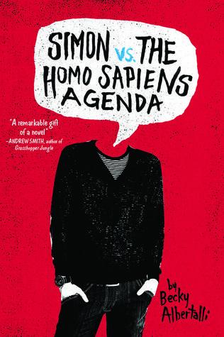 Simon vs the Homo Sapients Agenda. 2016 William C. Morris Award Finalist.