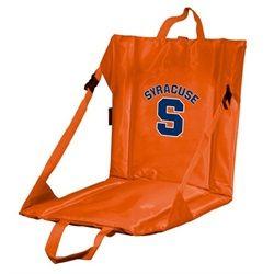Syracuse University Seat Foldable Stadium Seat With Back