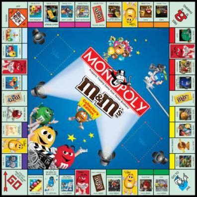 MONOPOLY: M's® Collector's Edition | USAopoly