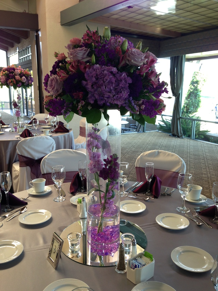 9 Best Images About Cylinder Vase Centerpieces On