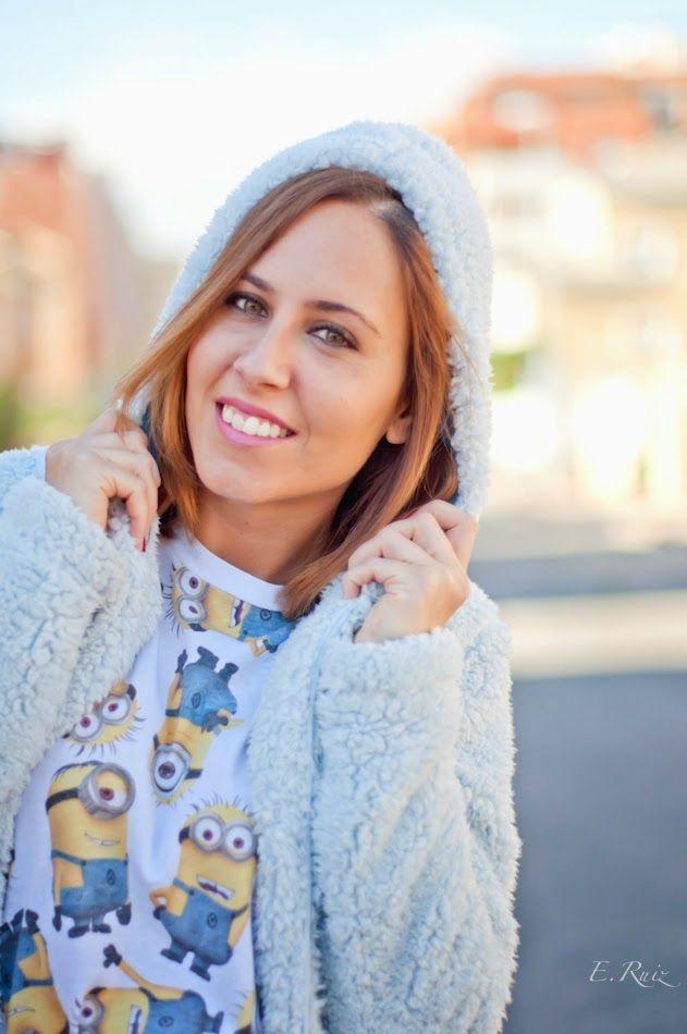 señoretta streetwear #jacket #warm #softcolors #blue #softblue #skirt #bag #girl #fashion #styletips #fashionblogger #stylish #winter #clothes