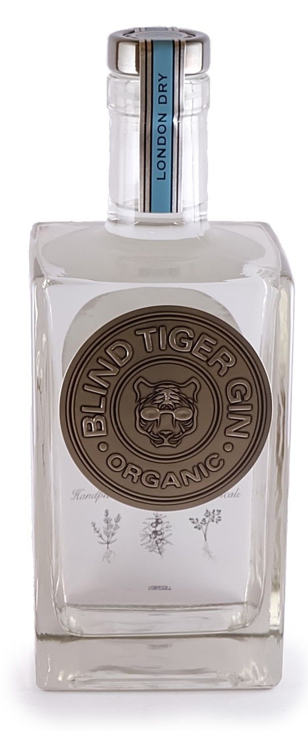 Blind Tiger Organic Gin