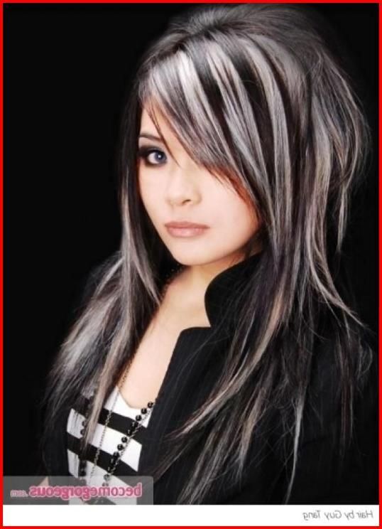 White And Black Hair Color Ideas Ideas De Cabello Tenido Cabello Con Mechas Cenizas Color De Cabello