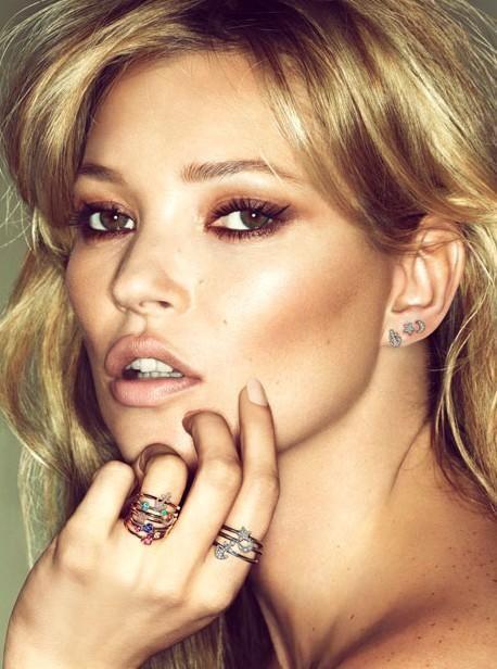 Model & Fashion Icon Kate Moss