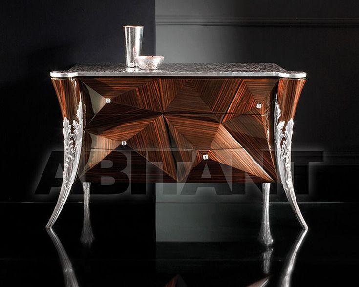 Комод коричневый Rozzoni Mobili B/120-R , каталог корпусной мебели: фото, заказ на ABITANT , Москва