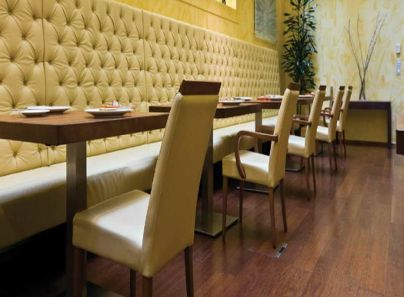 Booth & Banquette Seating Solutions - High back Diamond ...