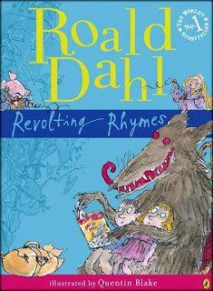 leven in poëzie: Roodkapje en de Wolf - Roald Dahl (Revolting Rhymes)