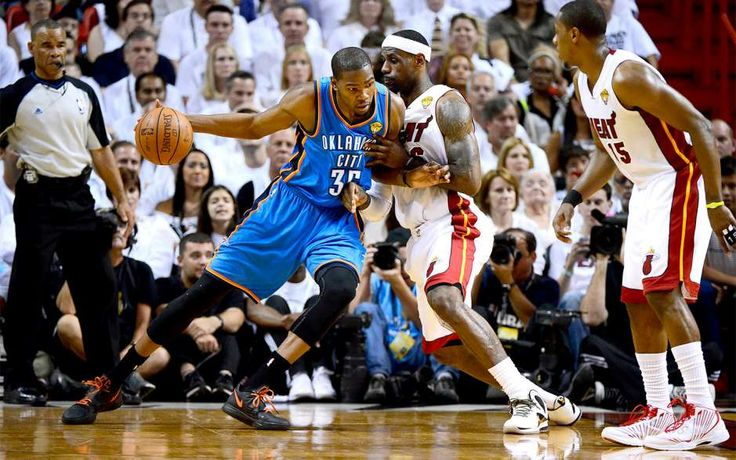 Exclusive, gut-wrenching club: Ex-NBA MVPs with no rings Oklahoma City Thunder Forward Kevin Durant