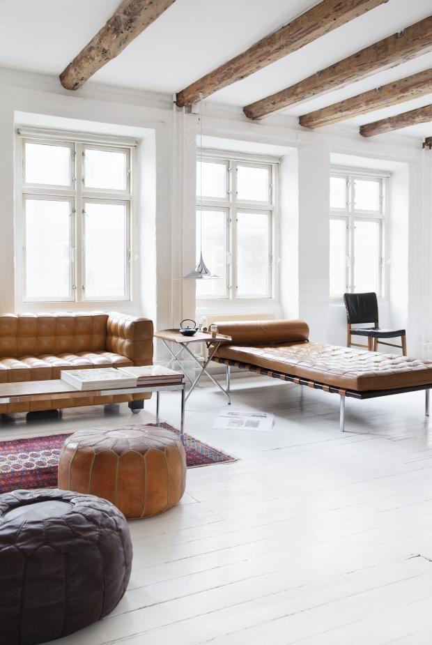 Maria Meligaard's place, Copenhagen Visited by kkliving.no Photo Yvonne Wilhelmsen