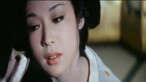 若尾文子「雪之丞変化」 監督:市川崑 1963