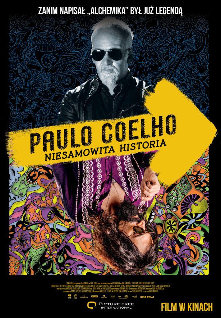 plakat z filmu Paulo Coelho