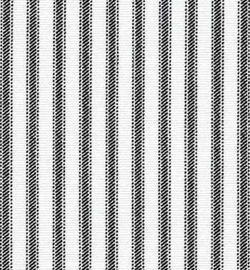 Classic Black / White | Online Discount Drapery Fabrics and Upholstery Fabric Superstore!