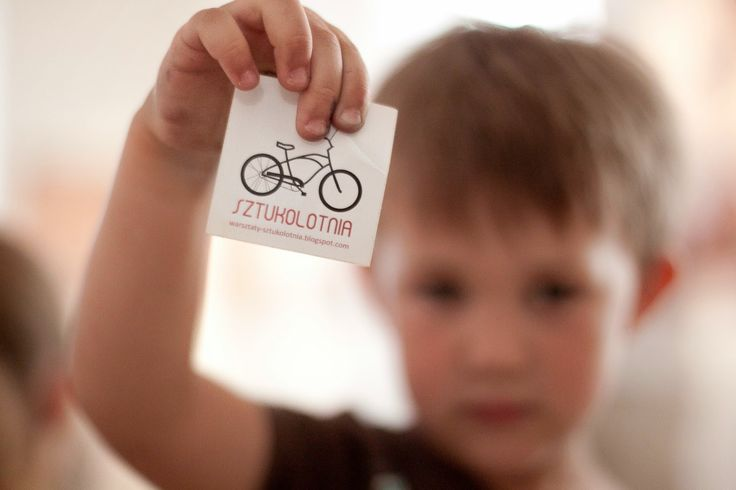 Sticker for a bicycle