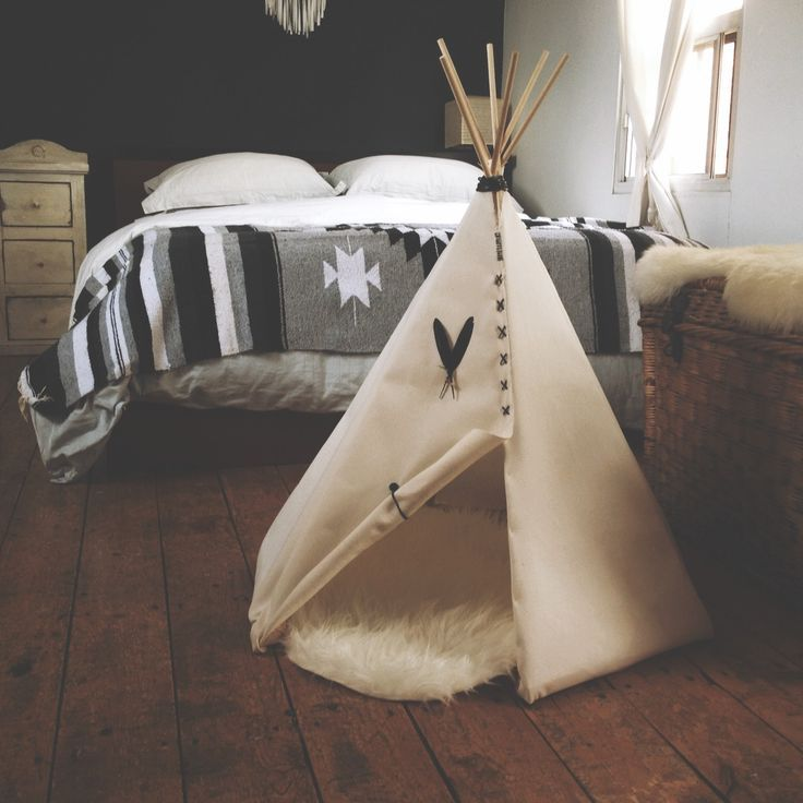 Making A Teepee For My Cat