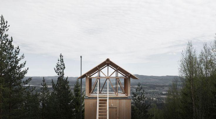 Gallery of Bergaliv Landscape Hotel / Hanna Michelson - 17