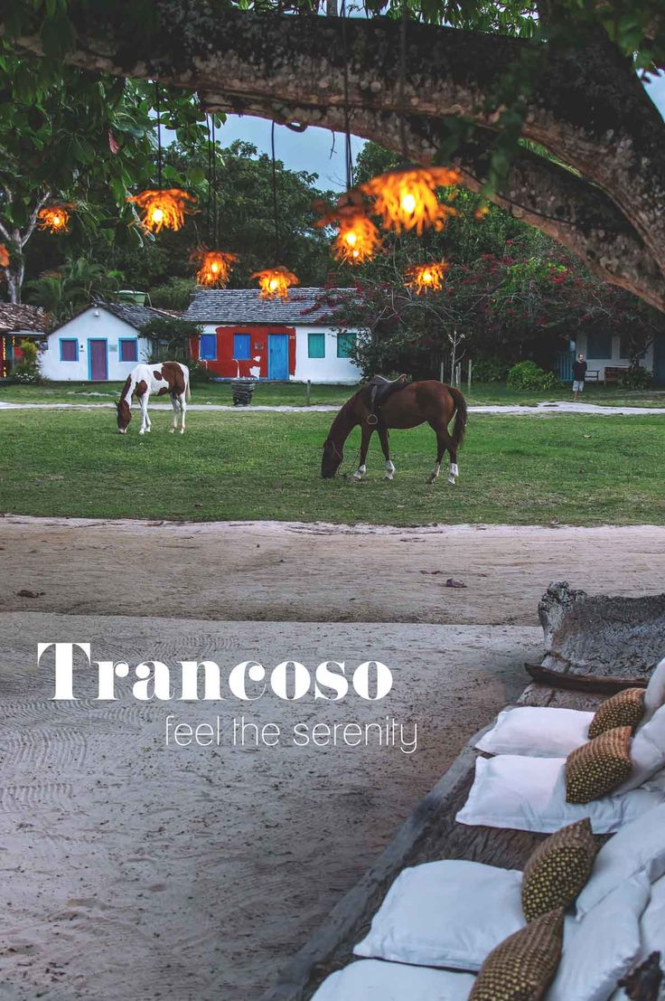 Anderson cooper s brazilian rest house is a vintage and rustic dream - Be A Part Of The Stunning Beauty In Trancoso Brazil Heneedsfood Com