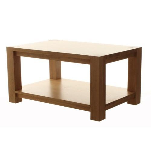 aston oak coffee table medium baumhaus aston oak coffee table