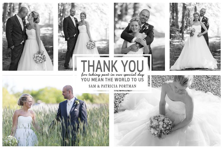 Thank You Ideas For Wedding: 1000+ Ideas About Wedding Thank You Cards On Pinterest