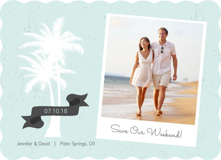 Have you finally finalized your wedding date? Find out when to send out save the dates here along with tips on types available, when to buy them, & more.